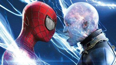 Jamie Foxx keert terug als Electro in 'Spider-Man 3'