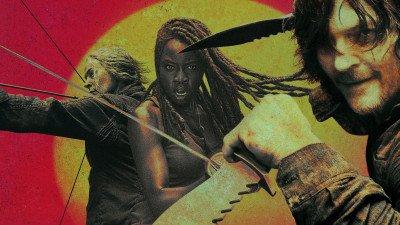 Onbekend wanneer seizoen 10 van 'The Walking Dead' op Netflix verschijnt