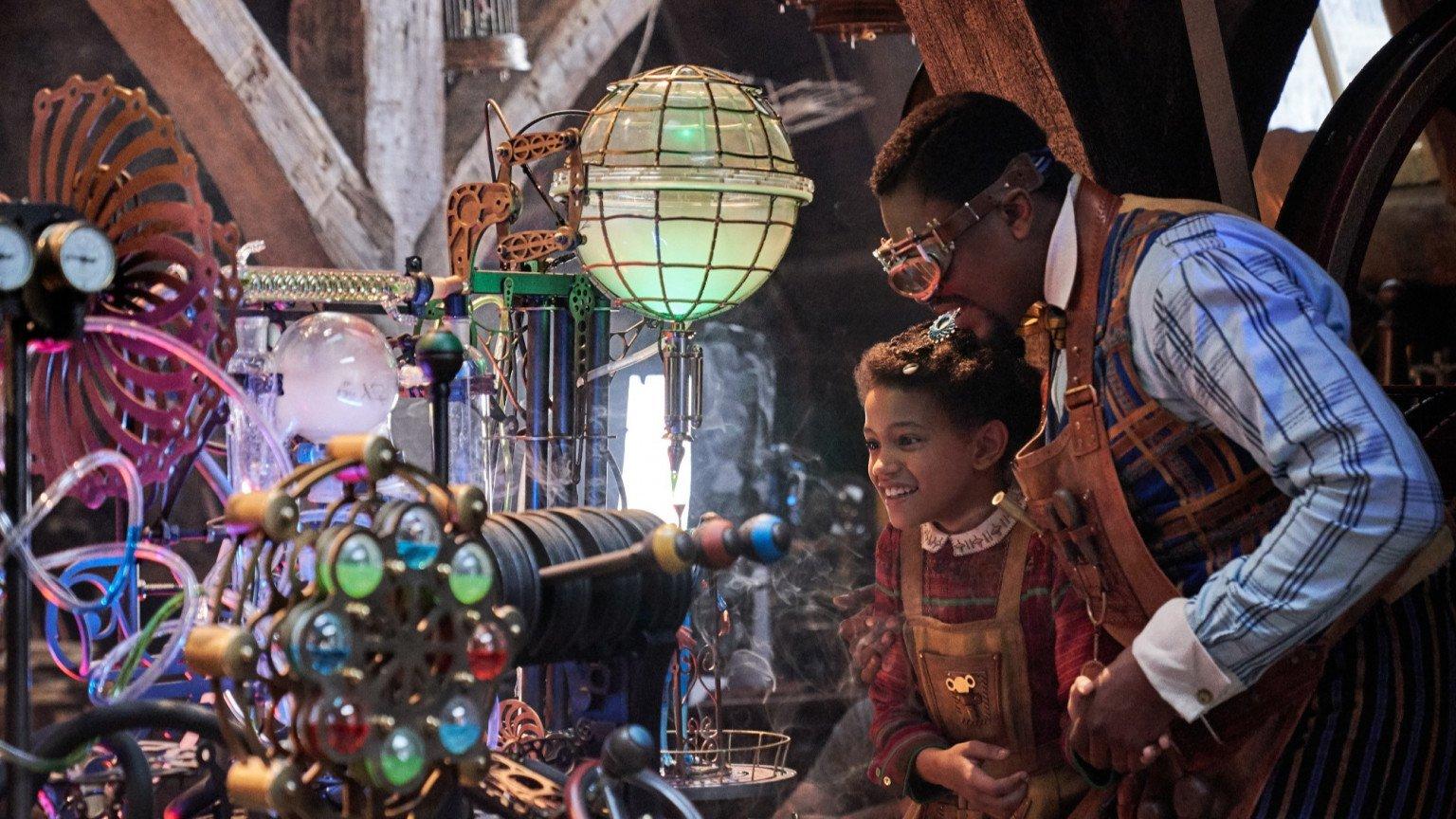 Eerste trailer van Netflix-film 'Jingle Jangle: A Christmas Journey' nu te  zien - FilmVandaag.nl