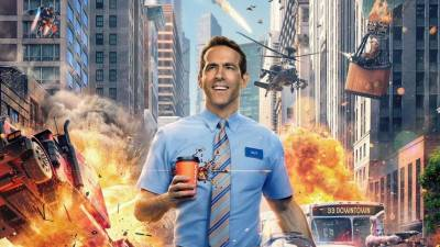 Nieuwe trailer van 'Free Guy' met Ryan Reynolds nu te zien