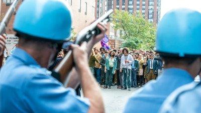 Nieuw op Netflix: 'The Trial of the Chicago 7' met Sacha Baron Cohen en Eddie Redmayne