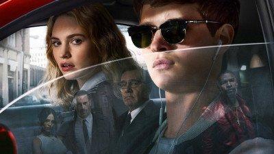 Vanavond op tv: Ansel Elgort en Lily James in 'Baby Driver'