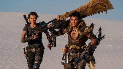 Milla Jovovich te zien in nieuwe trailer 'Monster Hunter'