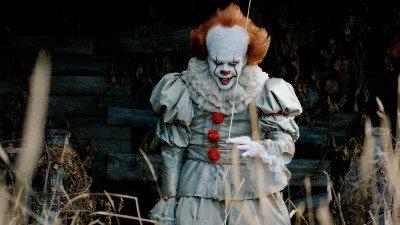 Vanavond op tv: horrorfilm 'It' met Bill Skarsgård als clown Pennywise