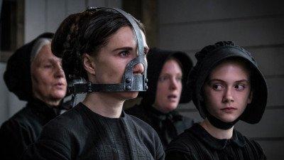 Vanavond op tv: Carice van Houten en Dakota Fanning in 'Brimstone'