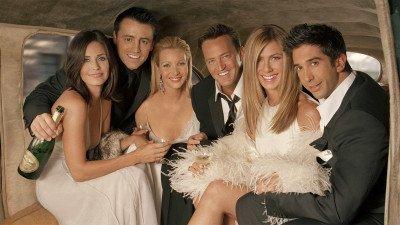 HBO stelt geplande reünie serie 'Friends' uit vanwege coronavirus