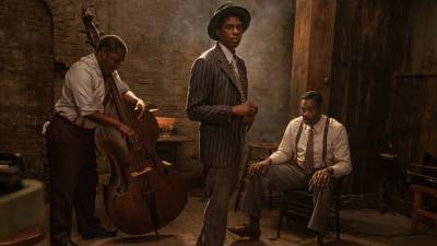 Chadwick Boseman schittert in de trailer van Netflix-film 'Ma Rainey's Black Bottom'