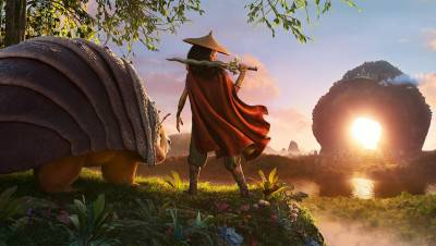 Walt Disney Animation Studios deelt de eerste teaser trailer van 'Raya and the Last Dragon'