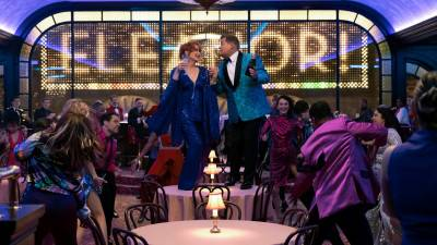 Meryl Streep en James Corden swingend in de teaser trailer van Netflix-musical 'The Prom'