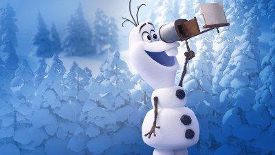 Korte 'Frozen'-film met Olaf in de spotlight nu te zien op Disney+
