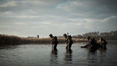 Netflix-oorlogsfilm 'De slag om de Schelde' vanaf december al in de bioscoop