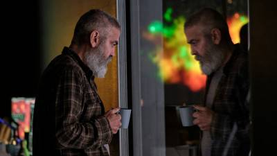 Netflix deelt fragment en traileraankondiging van 'The Midnight Sky' met George Clooney
