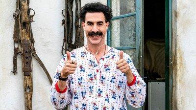 ''Borat 2' trekt meer kijkers dan 'Mulan' tijdens het openingsweekend'