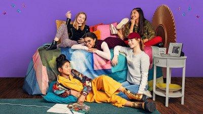 Er komt een tweede seizoen van Netflix-serie 'The Baby-Sitters Club'