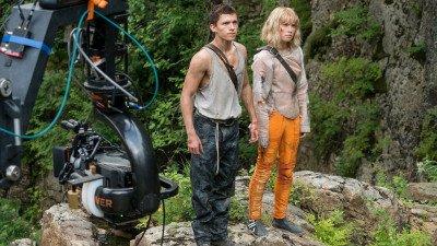 Sciencefictionfilm 'Chaos Walking' met Tom Holland vanaf februari in de bioscoop