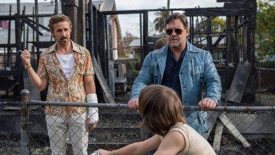 Vanavond op tv: Russell Crowe en Ryan Gosling in de misdaadkomedie 'The Nice Guys'