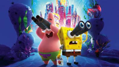 Nieuw op Netflix: 'The SpongeBob Movie: Sponge on the Run'