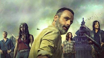 Jeffrey Dean Morgans vrouw gecast als Negans vrouw in 'The Walking Dead'