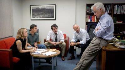 Vanavond op tv: Oscarwinnende dramafilm 'Spotlight' met Mark Ruffalo en Michael Keaton