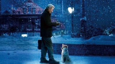 Vanavond op tv: Richard Gere in het emotionele familiedrama 'Hachi: A Dog's Tale'