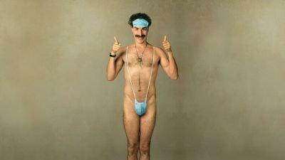 Filmposter 'Borat 2' zorgt voor ophef in Frankrijk