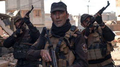 Trailer Netflix-actiethriller 'Mosul' nu te zien