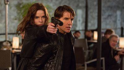 Vanavond op tv: Tom Cruise als Ethan Hunt in 'Mission: Impossible - Rogue Nation'
