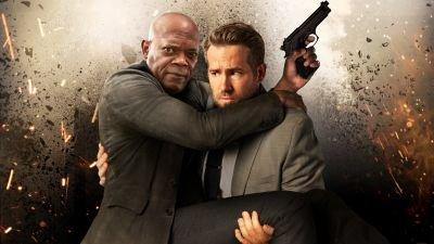 Vanavond op tv: Ryan Reynolds en Samuel L. Jackson in 'The Hitman's Bodyguard'