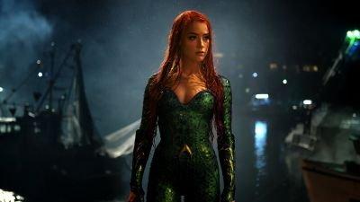 Amber Heard bevestigt terugkeer in 'Aquaman 2' na geruchten over vertrek