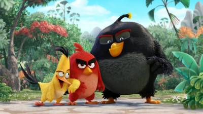 Netflix maakt plannen bekend voor animatieserie Angry Birds