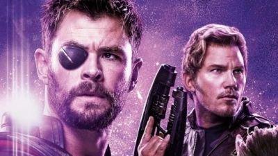 Chris Pratt te zien in 'Thor: Love and Thunder'