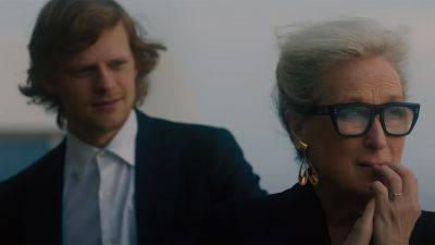Meryl Streep te zien in trailer 'Let Them All Talk' van Oscarwinnende regisseur Steven Soderbergh