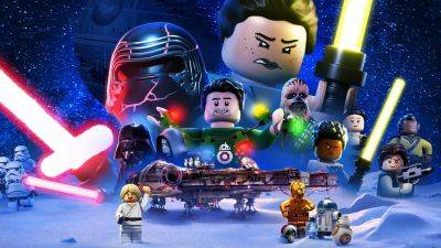 'The Lego Star Wars Holiday Special' nu te zien op Disney+