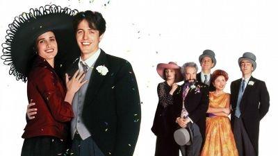 Nieuw op Videoland: romkom klassieker 'Four Weddings and a Funeral' met Hugh Grant