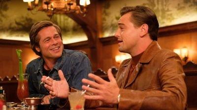 Quentin Tarantino schrijft een boek over Dalton en Booth in 'Once Upon a Time... in Hollywood'