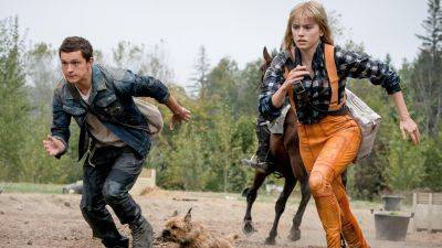 Tom Holland en Daisy Ridley schitteren in de trailer van sciencefictionfilm 'Chaos Walking'