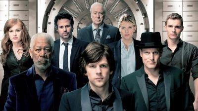 Vanavond op tv: een mysterie in 'Now You See Me' met Mark Ruffalo en Morgan Freeman