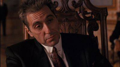 Francis Ford Coppola deelt de trailer van zijn directer's cut van 'The Godfather III'