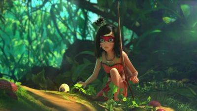 Nederlandse trailer van animatiefilm 'Ainbo: Spirit Of The Amazon' nu te zien