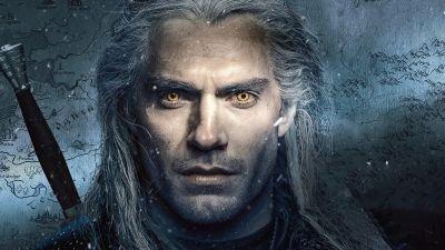 Netflix doet de grimmige kerstgroeten van 'The Witcher' in unieke video