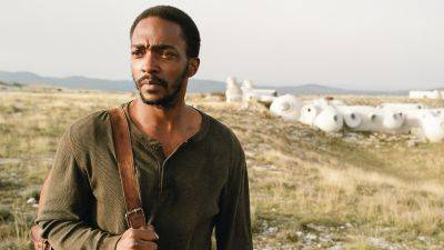 Anthony Mackie speelt de hoofdrol in Netflix-thriller 'The Ogun'