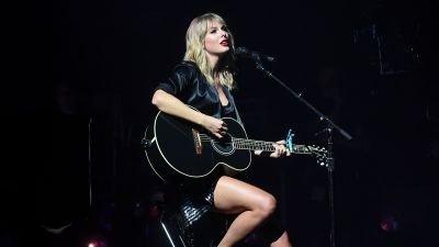 Taylor Swift kondigt concertfilm aan op Disney+