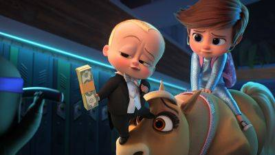 Trailer van 'The Boss Baby: Family Business' introduceert een nieuw familielid