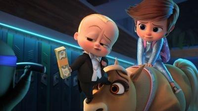 Trailer van 'The Boss Baby: Family Business' introduceert een nieuw familielid