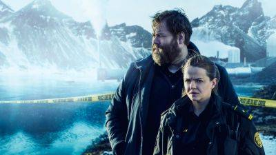 IJslandse misdaadserie 'Trapped' verlengd met een derde seizoen getiteld 'Entrapped'