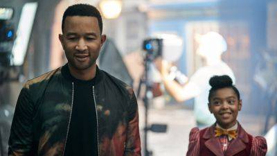 John Legend haalde voor Netflix-kerstfilm 'Jingle Jangle: A Christmas Journey' inspiratie uit 'The Wiz'