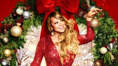 Trailer van 'Mariah Carey's Magical Christmas Special' nu te zien