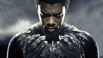 Disney eert geboortedag Chadwick Boseman met nieuw intro 'Black Panther'
