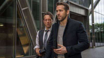 Opnames Netflix-film 'The Adam Project' van start: Ryan Reynolds deelt eerste setfoto's