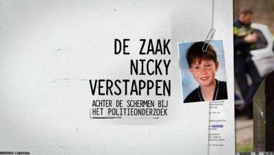 Documentaire 'Nicky Verstappen: Achter de Schermen bij het Politieonderzoek' nu te zien op Videoland